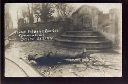 France Metz Statue Knocked Down After Wwi Rp Ppc
