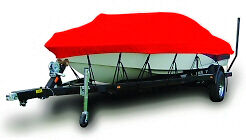 New Westland Exact Fit Tahoe 215 Deck Boat O/b W/port Trolling Mtr Cover 2005