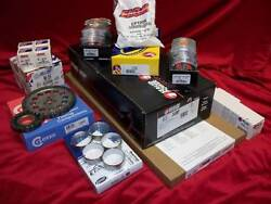 Ford 239 Y-block Master Engine Kit Pistons+cam+lifters+rings+gaskets+timing 1955