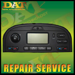 03 04 05 S TYPE AC HEATER ATC Climate Control REPAIR