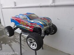 4WD 1 5 Monster Truck Smartech Boxer Gas Engine RTR 2.4 GHZ Radio Car RC