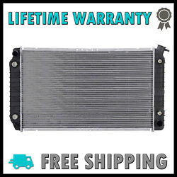 Brand New 1 Quality Radiator Please Compare Our Rating | 3.8 V6 W/ Eoc W/o Lci