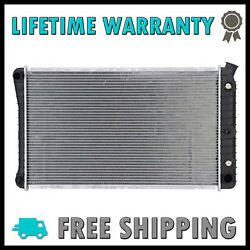 New Radiator 1 Quality And Service Compare Our Ratings | 3.8 V6 W/ Lci W/o Eoc