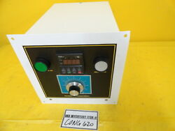 Heateflex Corp Gh015-02fp-d09 Power-to-flow Controller Used Working
