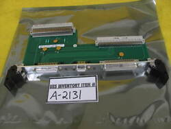 Asml 4022.471.4643 Interface Vmebus Pcb Card Used Working