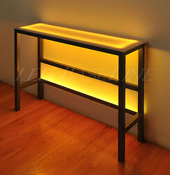 16 Led Wall Table Modern Bar Changing Color