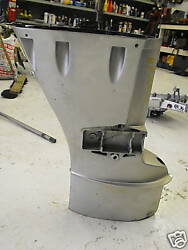 Honda 25 Hp 4 Stroke 3 Cylinder Exhaust Housing Extension Case Freshwater Mn