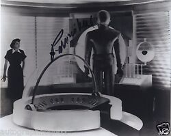 Patricia Neal Signed Autographed The Day The Earth Stood Still Photo