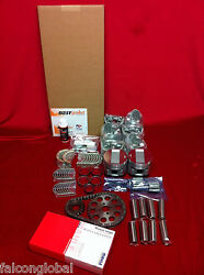 Dodge Plymouth Car 318 Poly Engine Kit Pistons Rings Gaskets+ 1957 58 59 60 61