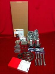 270 Poly Deluxe Engine Kit 1955 56 Plymouth Pistons Rings Gaskets Chain+