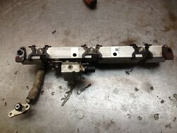 2003 Yamaha Hpdi 225 Hp 2 Stroke Fuel Rail Pipe Delivery Port Freshwater Mn