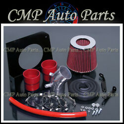 2008-2012 Scion Xd 1.8l L4 Heatshield Cold Air Intake Kit Induction Systems Red