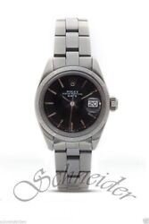 Genuine Vintage Rolex Ladies Date 6919 Oyster Automatic Stainless Steel 1978