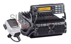 New Icom F9511ht 01 Vhf 136-174mhz 110w P25 Digital Trunking Mobile 512ch Police
