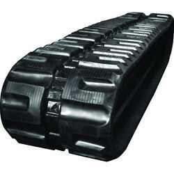Summit 18 Rubber Track -fits Bobcat, Case, New Holland- Free Shipping-450x86x55
