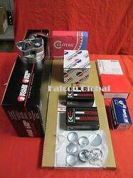Datsun H20 Forklift Engine Kit Pistons Bearings Gaskets Note Sizes Generic Pic