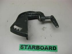 Evinrude Johnson 3 4 6 Hp Transom Clamp Stern Bracket Starboard Side 380872