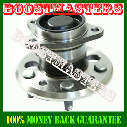 2002-2005 Toyota Camry Rear Wheel Hub And Bearing Assembly Without Abs Emusa