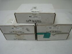 Lot Of 5, Nt International D80-p100-xx-a-dc New Dual Channel Display