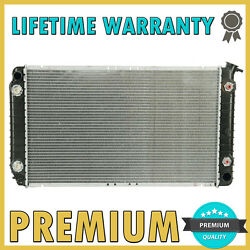 Brand New Premium Radiator For 1991-1993 Cadillac Seville Fleetwood V8 V6 Eoc