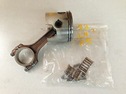 1993 Mercury 115 Hp L4 2 Stroke Engine Connecting Rod And Piston Freshwater Mn