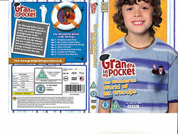 Grandpa In My Pocket-Wonderful World of Mr Whoops-2009-TV Series UK-7 Eps-DVD