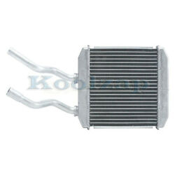 Chevy Cavalier Sunbird Grand Am And Achieva Aluminum Front Heater Core With Ac A/c