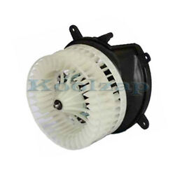 Benz C Cl Clk Slk Front Heater Ac A/c Condenser Blower Motor Assembly W/fan Cage
