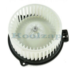 99-02 Grand Vitara Front Heater Ac A/c Condenser Blower Motor Assembly Fan Cage