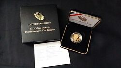 2013w 5.00 5-star Generals Mac Arthur Proof In Original Box With Papers Pahv280
