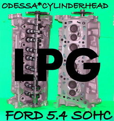 Lpg Ford Lincoln Navigator 4.6 5.4 Sohc Cylinder Heads Cast Rf2l1e Only No Core