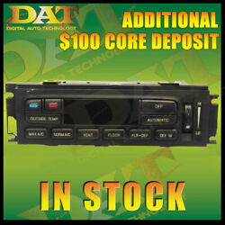 2003-2011 FORD, LINCOLN, MERCURY, CLIMATE, CONTROL EXCHANGE 100.00 CORE REFUND