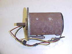 Maserati Ghibli Heater Air Conditioner Fan Blower Motor_Electrical Resistor OEM