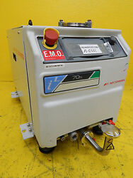 Il70n Edwards Nrb4-46-945 Dry Vacuum Pump Used Tested As-is