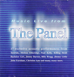 The Panellive Music-1999-tv Series- Soundtrack-19 Track-cd