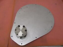 Amat 0021-70287 Plate With Vacuum Flange