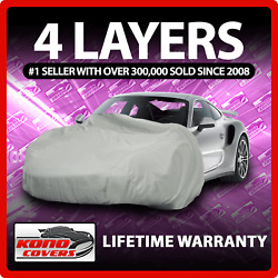 For Nissan Datsun 280z 4 Layer Car Cover 1976 1977 1978