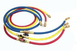 3 Color AC Charging Hoses 60