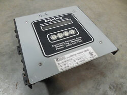 Used Easom Es-5008-16-ac-120 Digi-dog Mounted Programmable Rotary Limit Switch