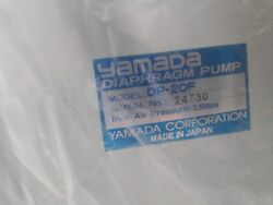 Yamada PTFE Air Diaphragm Pump DP-20F