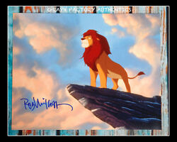 Gfa The Lion King Rob Minkoff Signed 11x14 Photo Poster Mh3 Proof Coa