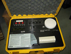 Avistar About Phase Ap-20 Phase Id Field Unit Used