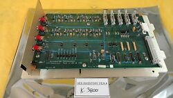 Schlumberger 97911337 C/h Comparator Pcb Card Asm Epsilon 3000 Used Working