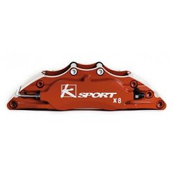 Kit Gros Freins K-sport 4 Pistons Audi A1 1.4 Tfsi Only For Models With Two-