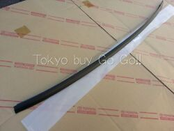 Toyota Corolla Cp Ae86 Windshield Outer Upper Molding New Genuine Oem Parts