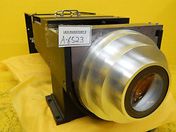 Nikon Large High-powered Lens Assembly Nsr-s307e Used Working