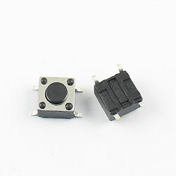 1000pcs Momentary Tactile Tact Push Button Switch 4 Pin Smd 6x6x4.3mm High 4.3mm