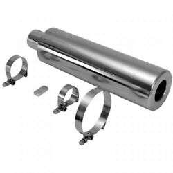 Stainless Steel Racing Muffler Fits Vw Sand Rail Cpr251113-ss-sr