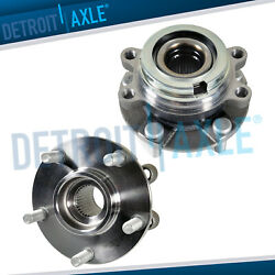Front Wheel Bearing And Hub Assembly W/ Abs For 2009 2010 2011- 2017 Nissan Murano