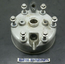 Oem Polaris 2003 And 2004 Msx 140 Cylinder Head And Bolts --mag Pto Or Center